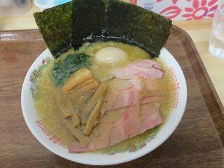 ラーメン 鷹山 - 豚骨醤油ラーメン(¥880)