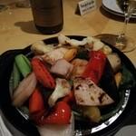 123802309 - 旬野菜のヴァポーレ ミスト
