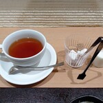 Restaurant つじ川 - カフェ 紅茶