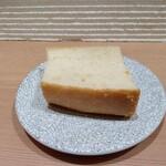 Restaurant つじ川 - パン 自家製フォカッチャ