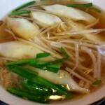 123808280 - スープ餃子