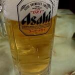 梅蘭酒家 - 生ビール