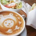 ピースコーヒー - ランチセット