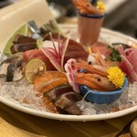 海鮮×肉×鉄板バル okiumiya -