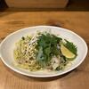 ブンブン食堂 - 料理写真:タイ風まぜそば バーミーヘン(¥750)