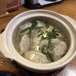 シュンサイトゥクトゥク - 水餃子