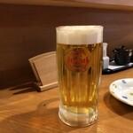 シュンサイトゥクトゥク - 生ビールはオリオン