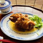 chuukasaikandouhatsu - 鹵水猪蹄