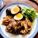 chuukasaikandouhatsu - 耳と砂肝とハチノス