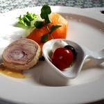 ジョイア・ミーア - 料理写真:Aコース(2800円) 前菜