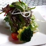 ジョイア・ミーア - Aコース(2800円) サラダ