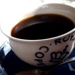 ジョイア・ミーア - Aコース(2800円) ホットコーヒー