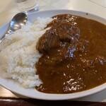 カレー専門店 横浜 - 料理写真:ビーフカレー大盛中辛