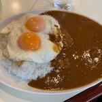 カレー専門店 横浜 - 目玉カレー大盛①