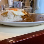 カレー専門店 横浜 - 目玉カレー大盛③