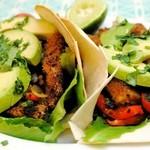 メキシカン 食堂TacoTaco - 白身魚グリルのタコス