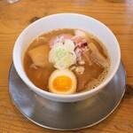 Mensoushin - 料理写真:煮干そば