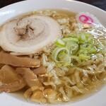 中村屋 蔵 - デフォで麺の量は多い