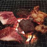 炭火焼肉ぎゅうぎゅう -