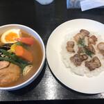 123829472 - チキン、ポーク野菜(お肉2人分入)(2,300円)