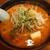 一風亭 - 料理写真:担々麺(野菜増し&バタートッピング)