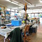 とさを商店 - 食料品や雑貨等の販売スペース