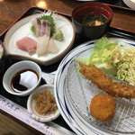 お食事処 秀 - おすすめ定食♪ 1.100円