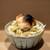 うを徳 - 料理写真:2020.1 カニ白子丼(カニミソで和えた松葉蟹+トラフグ白子)