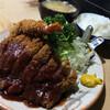 丸八 - 料理写真:ロース定食