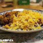 MINAR INDIAN FOODS - お皿に盛り付ければ