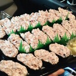 かっぱ寿司  - サラダ軍艦 10皿