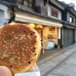 冨士屋 - 名物 じまん焼き つぶあん 130円