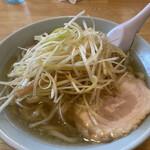 榮ラーメン - 料理写真:ねぎラーメン
