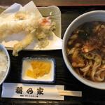 稲乃家 - 料理写真:きしめん定食 ¥700