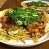 お好み焼き 蝦蟇  - 料理写真:お好み焼き普通サイズ⋆*