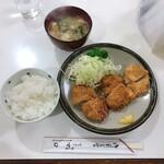 キッチン マロ - ミックスフライ(ランチ)