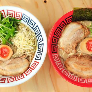 串麺 ともすけ 久留米店