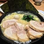 123868418 - ラーメン(豚骨醤油)W/叉焼