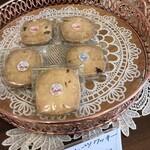 パティスリー ラキネス - 料理写真:ドライフルーツたちのクッキー(2020.1.20)