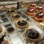 パティスリー ラキネス - 料理写真:タルトやケーキたち(2020.1.20)
