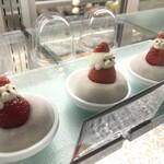 パティスリー ラキネス - 料理写真:可愛いでしょ、このケーキ♪(2020.1.20)