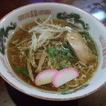 レストラン三日月 - レストラン三日月・ラーメン¥600