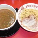 麺処 若松 - 2012年3月25日江戸つけ麺
