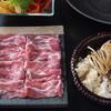 旬菜和食 やさいと、 - 料理写真:北海道南アグロ牧場で育てられた!ひこま豚肩ロースのスライス