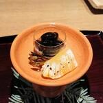 Tagawa - 黒豆、ごまめ、数の子味噌漬けちょい炙り