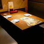CHEESE SQUARE - ☆飲み会仕様もOKなテーブル席(#^.^#)☆