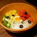 CHEESE SQUARE - ☆コブサラダ(^O^)/☆