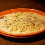 CHEESE SQUARE - ☆チーズ屋のカルボナーラ(^o^)丿☆