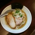 零一弐三 - 煮干し蕎麦醤油