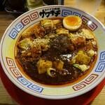 スパイス食堂サワキチ - 咖喱麻婆麺